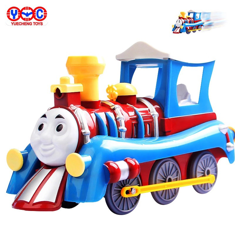 YC-2632 Thomas Small Train Model Hand Pushing Slide Children'S Toys
